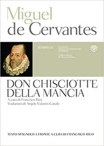 Don Chisciotte, Cervantes, Bompiani