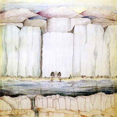 J.R.R._Tolkien_-_West_Gate_of_Moria