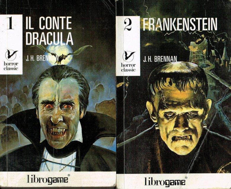dracula_frankenstein