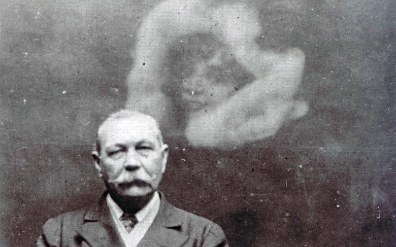 Arthur-Conan-Doyle-Spiritualism-Occult