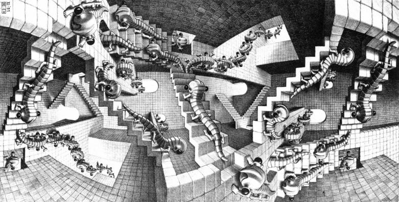 Escher_mind